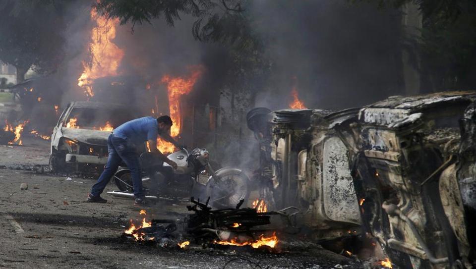 Riots,Clashes,National Crime Records Bureau