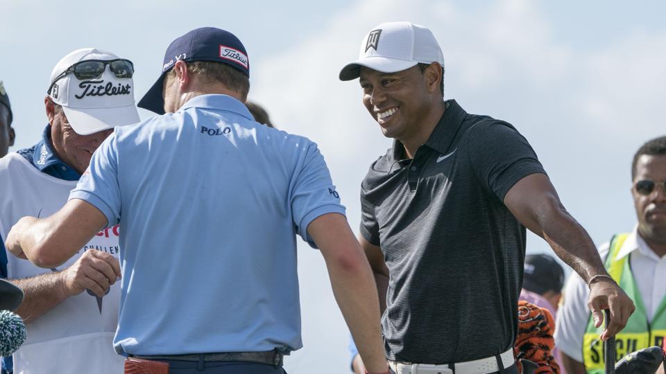 Tiger Woods,PGA Tour,Hero World Challenge