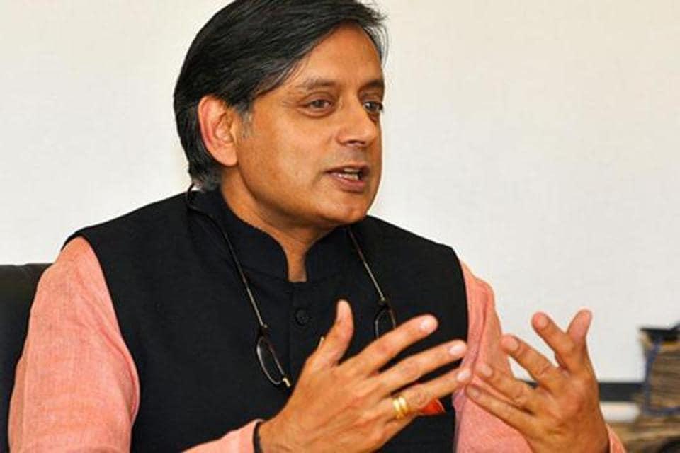 Delhi pollution,Delhi air pollution,Shashi Tharoor
