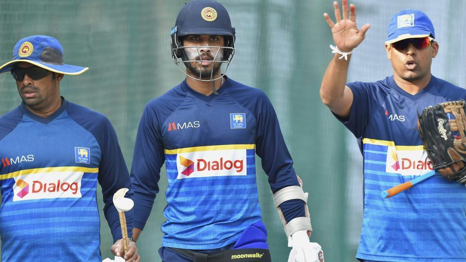 Dinesh Chandimal's Sri Lanka, on the other hand, will be desperate to register a win in India and break their winless streak. (PTI)