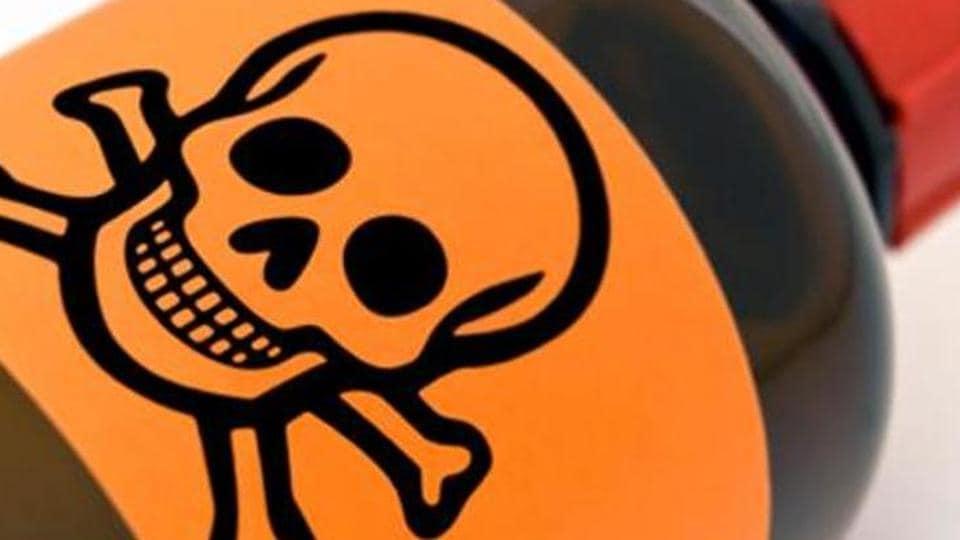 Homemade poison,Ricin,Toxic substance