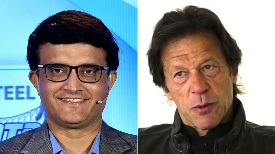 Sourav Ganguly received advice from Imran Khan during the infamous Greg Chappell era