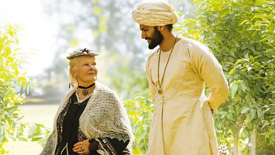 Victoria And Abdul was badly panned by the critics.