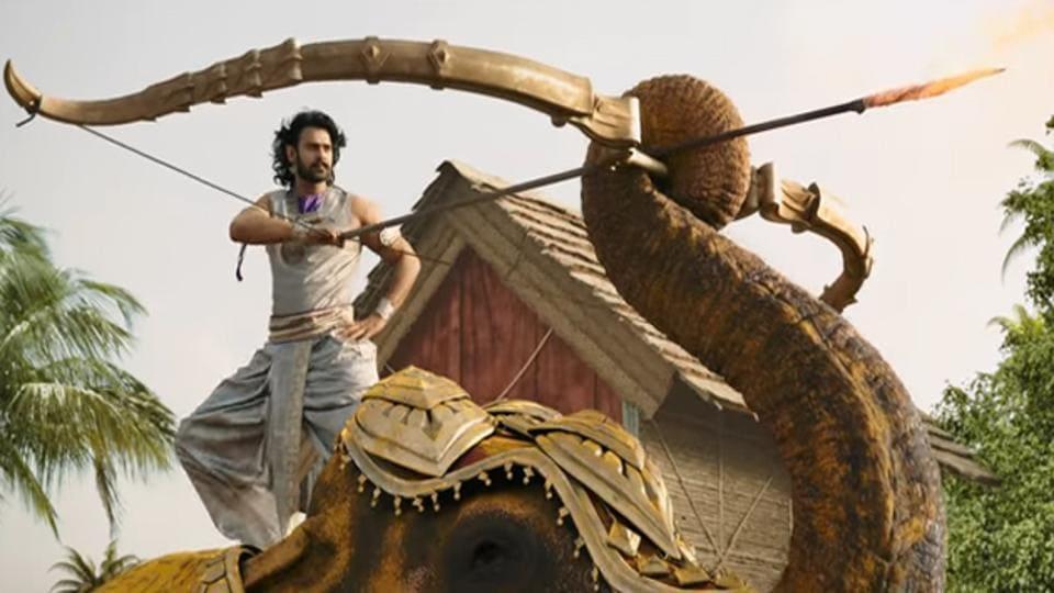 Baahubali:The Conclusion starred Prabhas and Rana Daggubati in the lead roles.