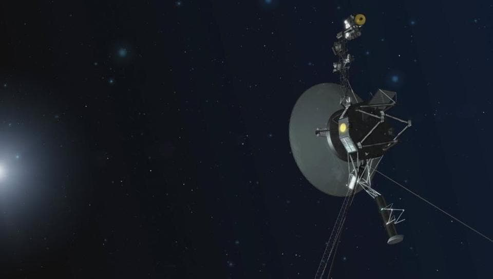 The twin Voyager spacecraft are celebrating 40 years of continual operation in August and September 2017.