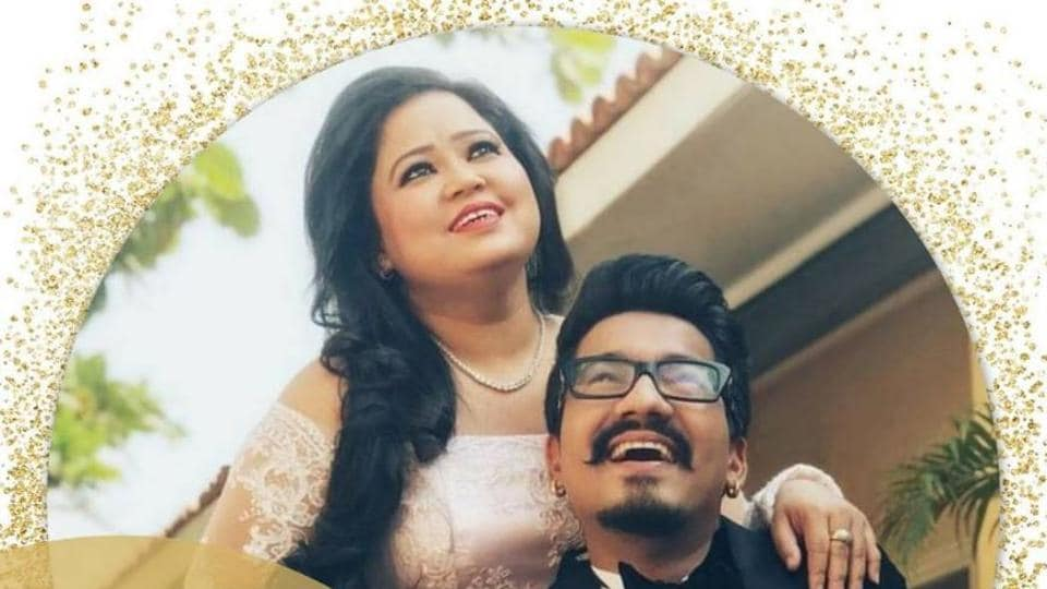 Bharti Singh, Harsh Limbachiyaa are getting married on December 3, 2017.