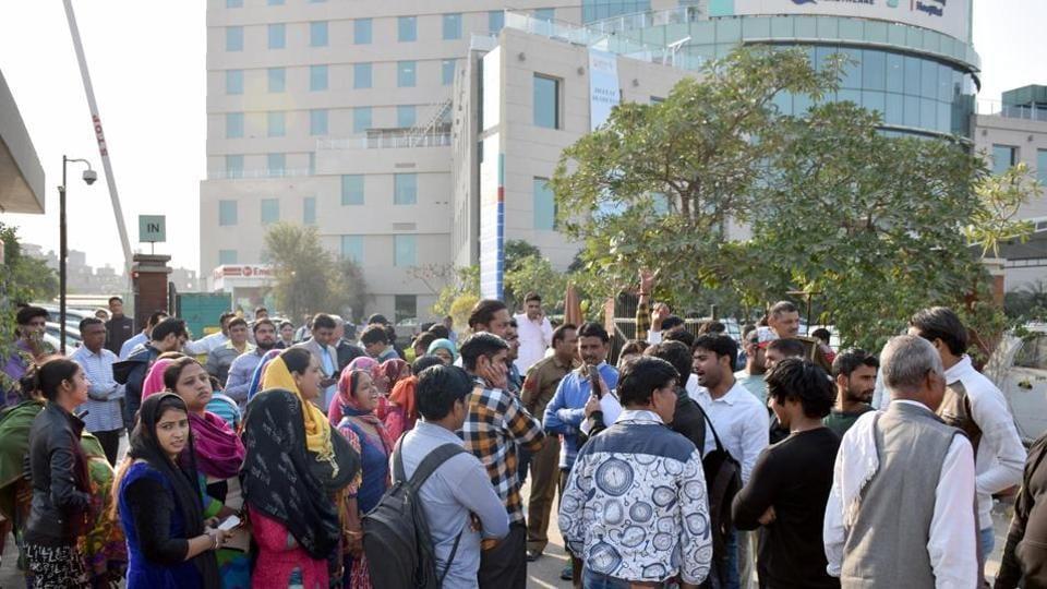 Max Hospital,Satyendar Jain,Medical negligence
