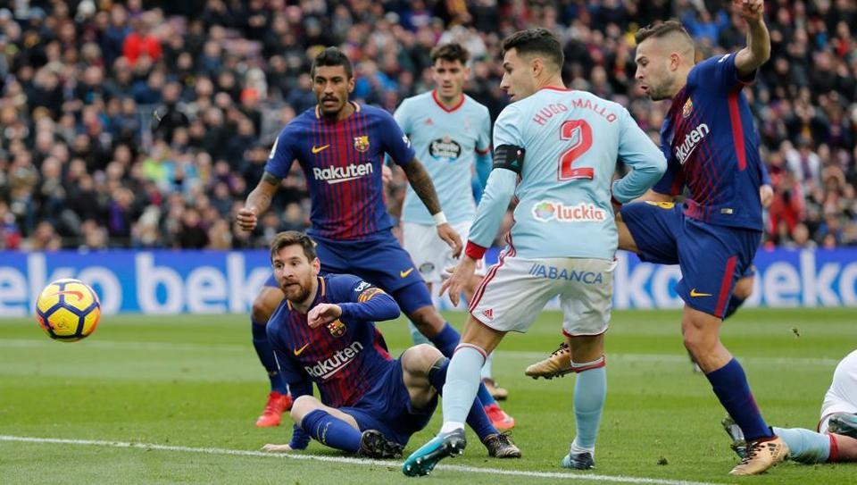 How to Watch Barcelona vs. Celta Vigo