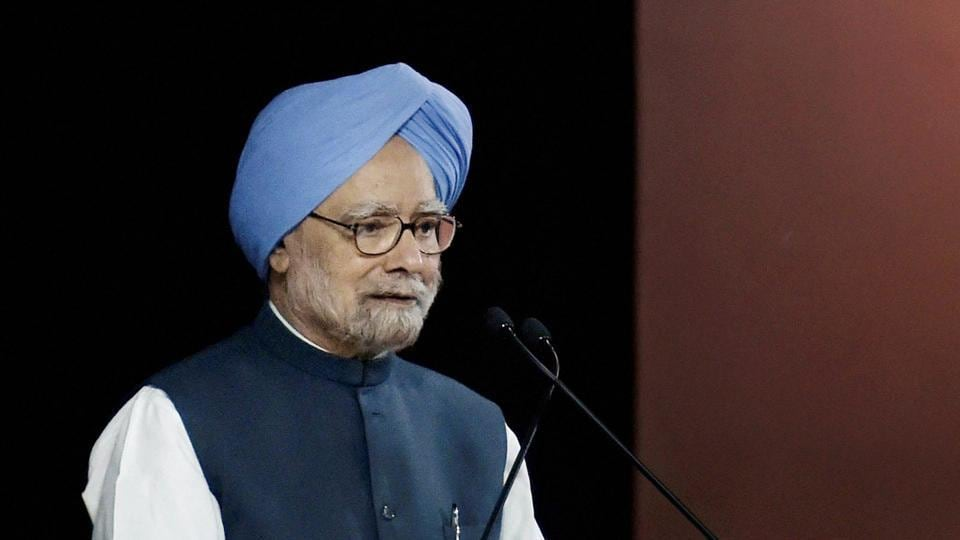 Congress using Manmohan Singh for issuing political statements: Rijiju