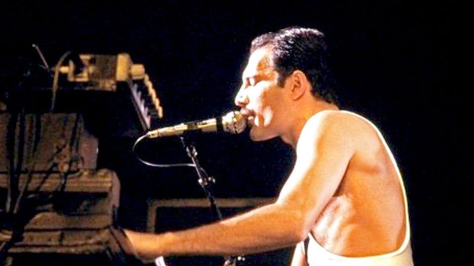 (File photo) Bohemian Rhapsody is a biopic on the British rock band Queen's lead vocalist, Freddie Mercury.