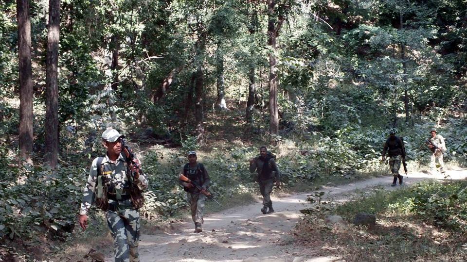 Maoists,Naxalite,Jharkhand