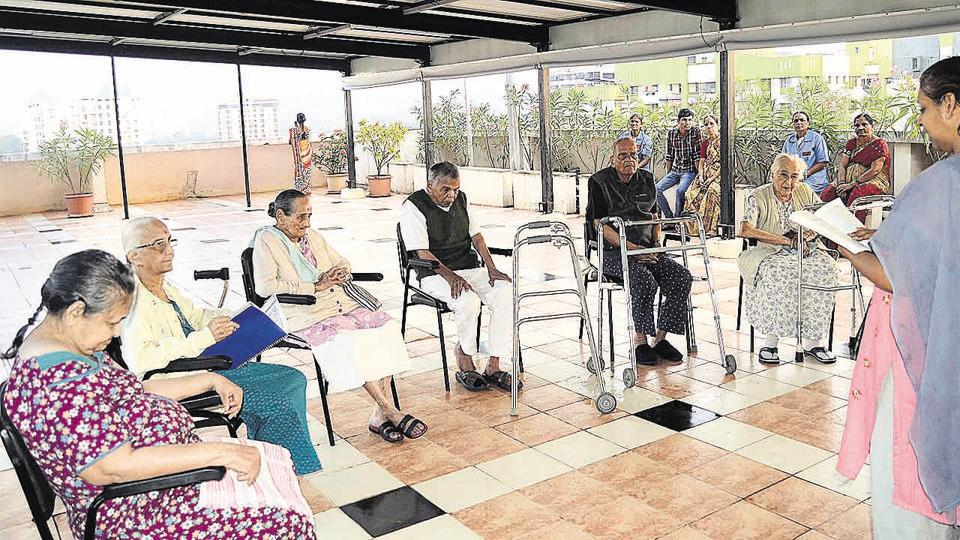 No \'home sweet home\': Rising number of elderly in Pune now ...