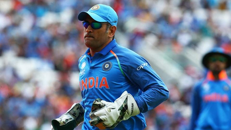 MS Dhoni is currently away from the cricket action as India play a Test series against Sri Lanka.