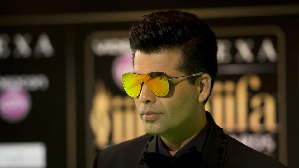 Karan Johar is one of the four directors of Bombay Talkies 2.