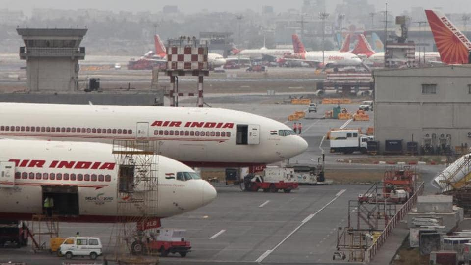 Air India said the flight was delayed due to the flight duty time limitation.