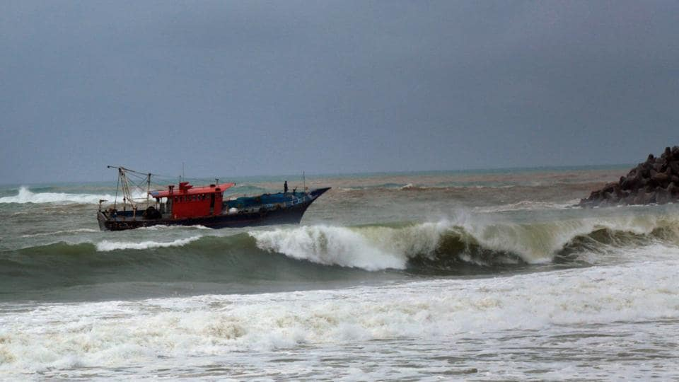 Cyclone Ockhi, which has claimed 22 lives inKerala and Tamil Nadu, made a landfall in Lakshadweep in Arabian Sea on Saturday and is expected to intensify in the next 24 hours.