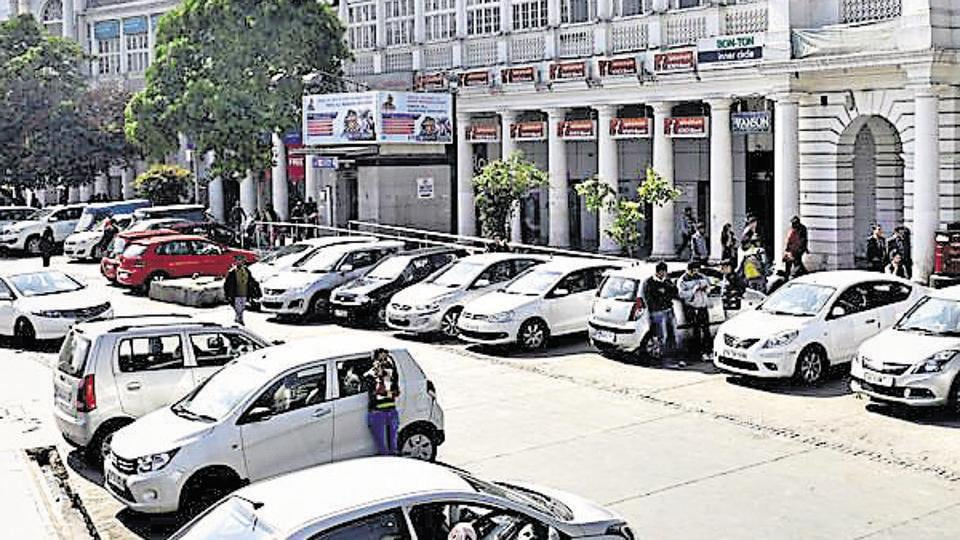 Connaught Place,Molestation,Sexual harassment