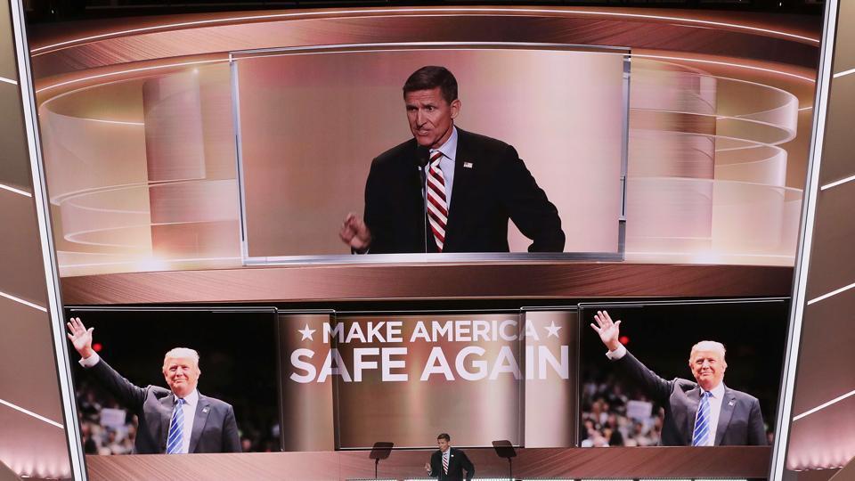 Michael Flynn,President Donald Trump,White House