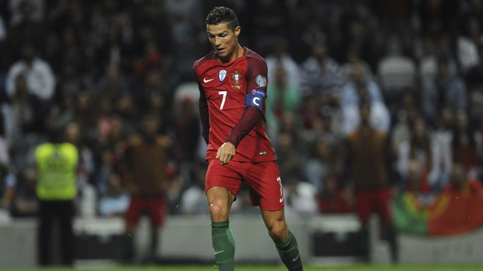 Cristiano Ronaldo will lead European champions Portugal at the 2018 FIFA World Cup in Russia.