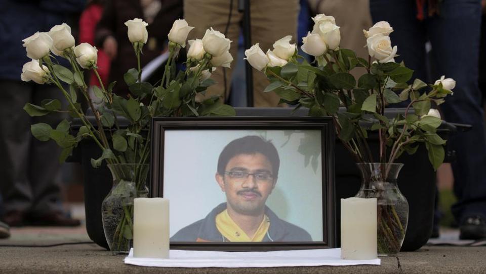 Kansas Shooting,Srinivas Kuchibhotla,Kuchibhotla murder