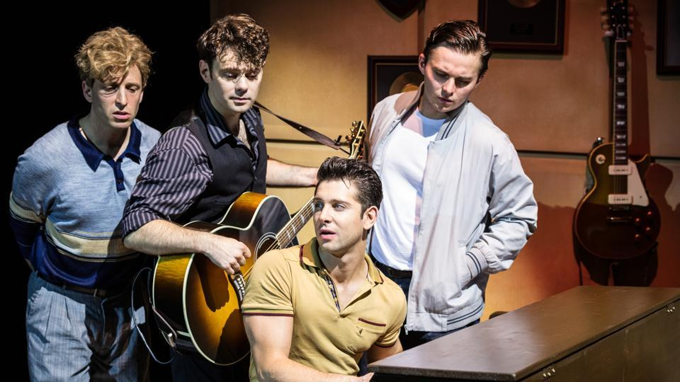 Mumbai,Million Dollar Quartet,NCPA
