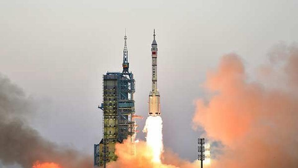 The satellite was launched on a Long March-2D rocket from Jiuquan Satellite Launch Centre in China's northern Gobi Desert at 12:11 PM (local time), state-run Xinhua news agency reported.