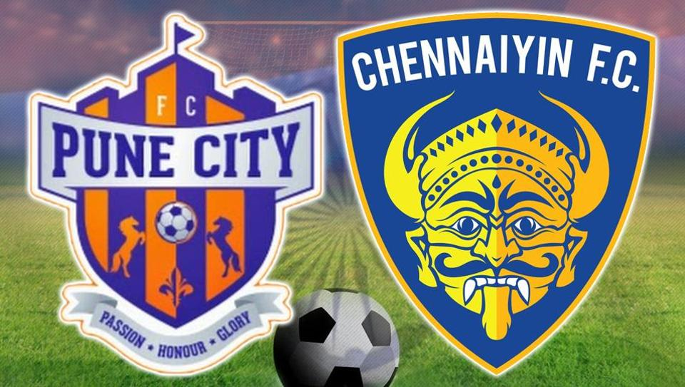 Chennaiyin FC beat FC Pune City 1-0 thanks to Henrique Sereno's late winner. Get full football score FC Pune City vs Chennaiyin FC here.