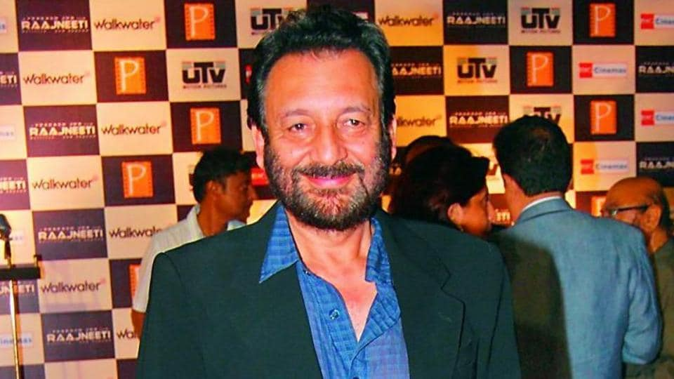 Shekhar Kapur is also working on Paani.