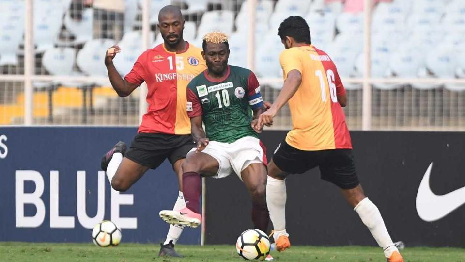 Mohun Bagan defeated East Bengal 1-0 in a hard-fought I-League encounter.
