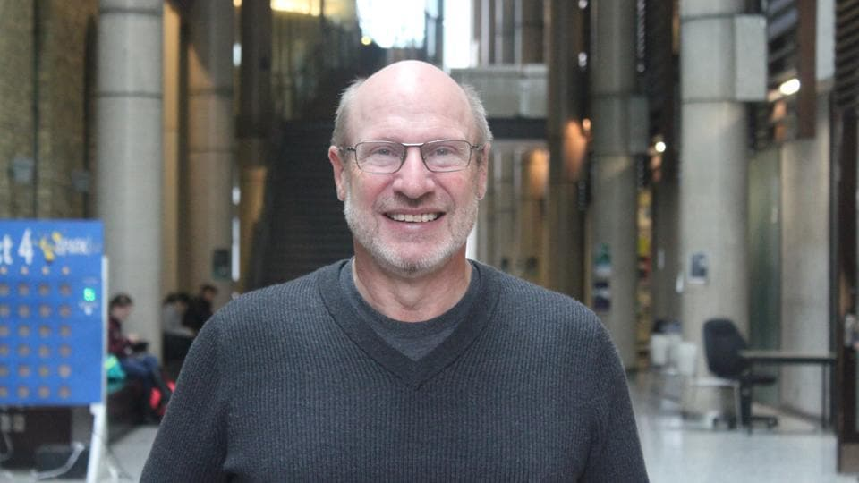 Mark Fox, the University of Toronto professor who is leading the collaboration with Pune for the smart city project.