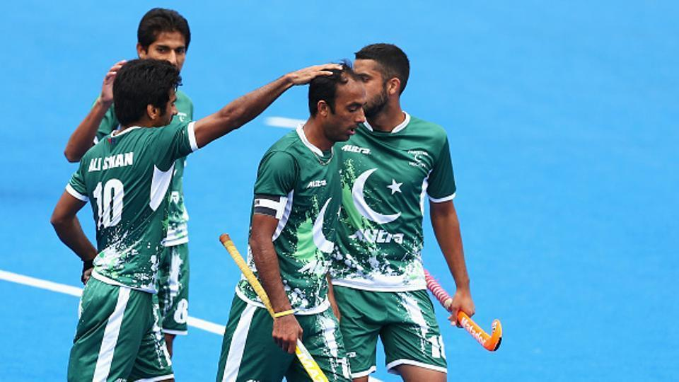 The last time Pakistan hockey team travelled to India was in December 2014, when they took part in the FIHMen's Champions Trophy here.