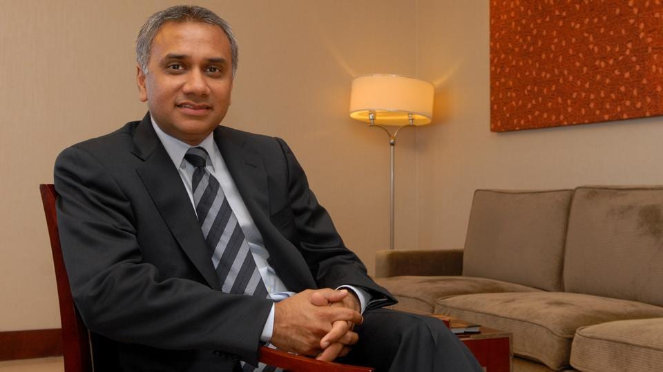 Indian IT giant Infosys appoints Salil Parekh as CEO