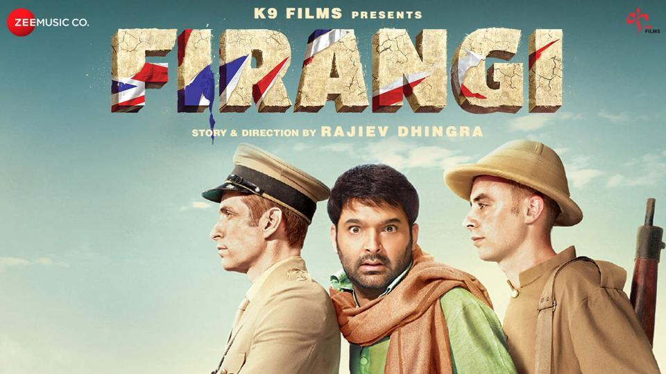 'Firangi' box-office collection Day 1: Kapil Sharma starrer collects Rs 2 crore