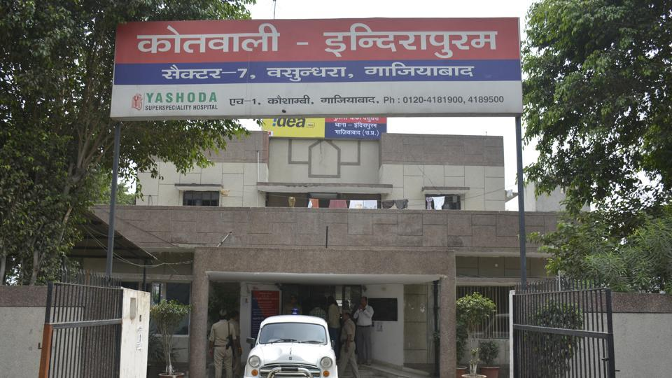 A 22 year old woman allegedly murdered her three-month-old daughter in Ghaziabad.