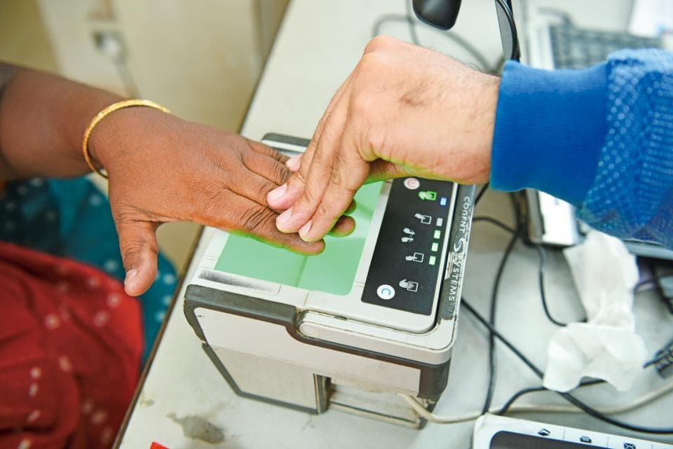 UIDAI official says leprosy patients are given full biometric exemption in accordance with the UIDAI regulations.
