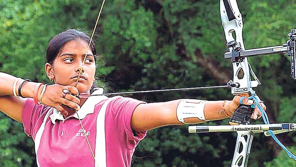 Deepika Kumari claimed the only medal for India at Indoor Archery World Cup.