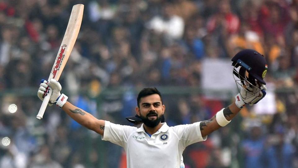 Virat Kohli,India vs Sri Lanka,Feroz Shah Kotla