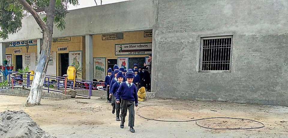 Sangrur,Government Primary School Rattoke,Young Sikh Association