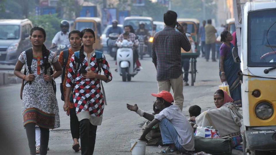 Ivanka Trump,Hyderabad beggars,GES 2017