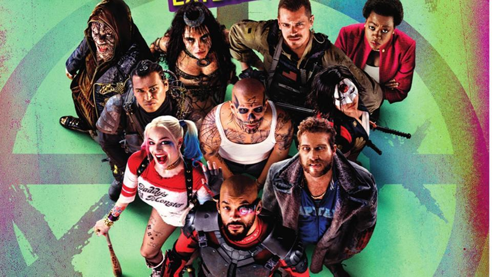Suicide Squad,David Ayer,Will Smith