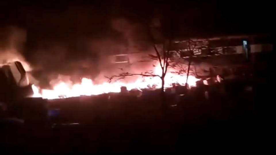 Bikaner Express,Bikaner Express accident,Haryana accident