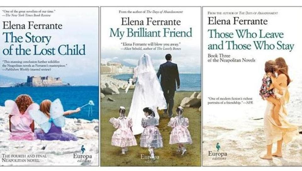 Though Ferrante's publisher hinted she was writing again, he said there were no plans for a new Ferrante novel to be published in 2018.