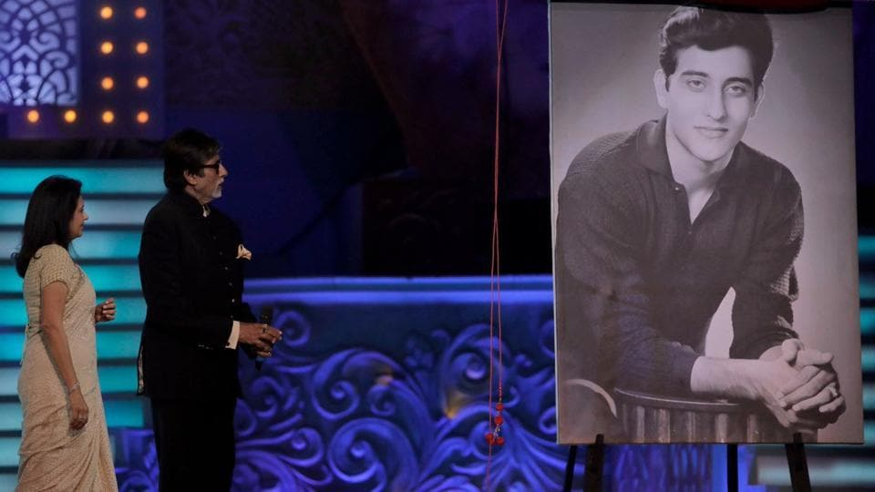 Amitabh Bachchan,Vinod Khanna,Star Screen Awards