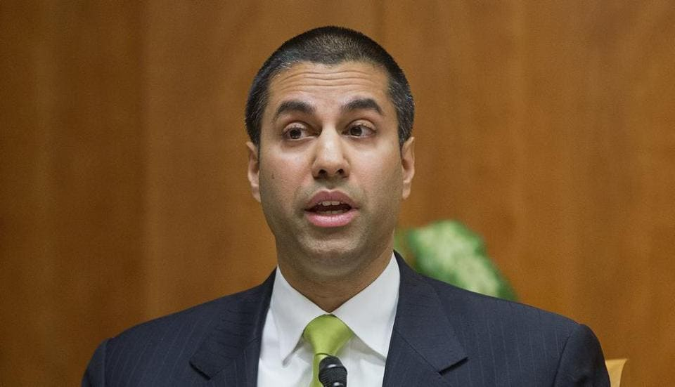 Net-neutrality,Ajit Pai,Federal Communications Commission