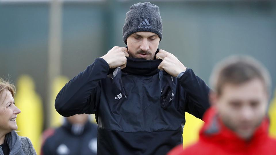 Nemanja Matic,Zlatan Ibrahimovic,Manchester United