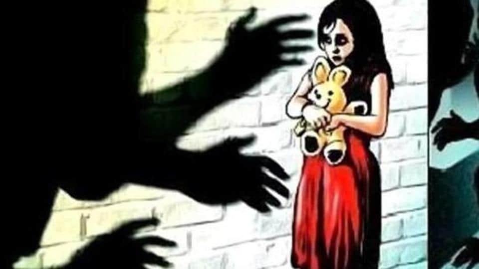 ghaziabad,child rape,minor rape