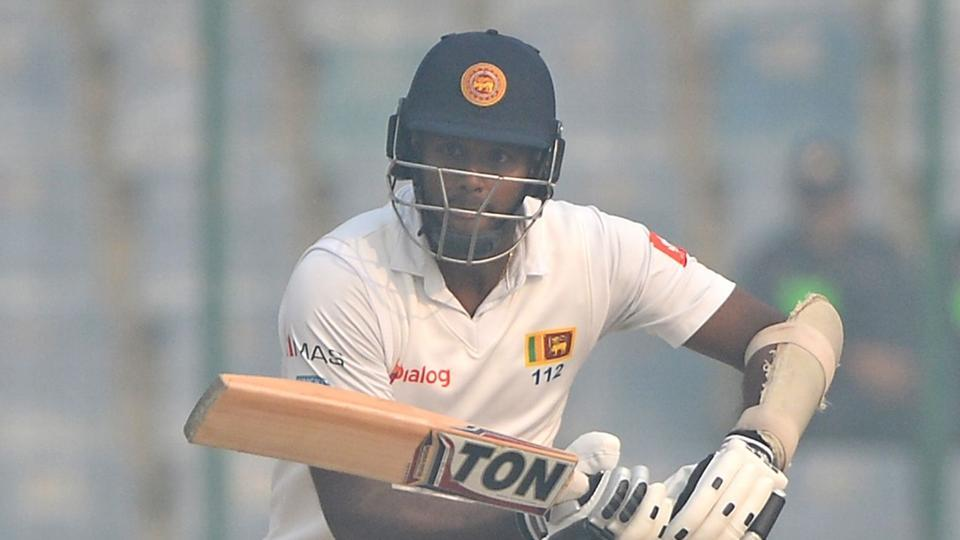 Angelo Mathews scored his first century since 2015 as Sri Lanka frustrated the hosts on the third day of the third Test against India at the Feroz Shah Kotla