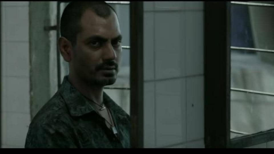 Once again, Nawazuddin Siddiqui plays a trigger-happy criminal who prefers axes and hammers to guns.