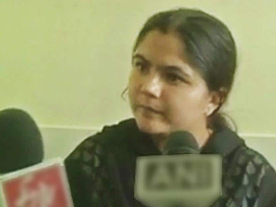 Ruby Choudhary who stayed at the Lal Bahadur Shastri National Academy of Administration, posing as a trainee IASofficer.