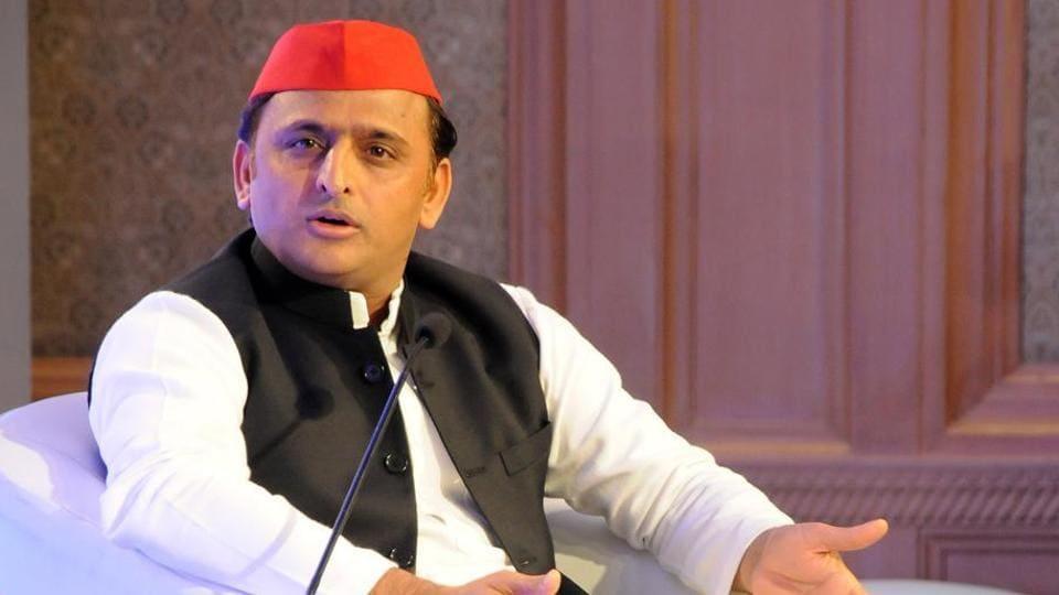 Samajwadi Party chief Akhilesh Yadav has accused the BJP of 'spreading lies'.